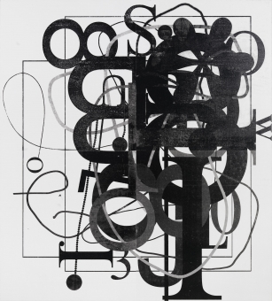 Christopher Wool in Abstraction: Aspects of Contemporary Art