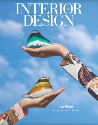 Interior Design Spring Market Tabloid