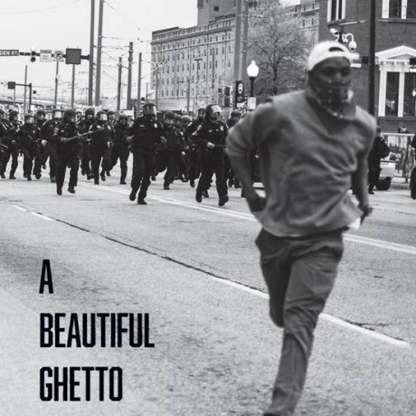 Devin Allen's photo book 'A Beautiful Ghetto' showcases the Baltimore he loves