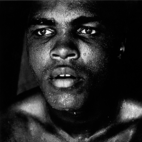 """Review: Trust, mutual respect behind Gordon Parks' intimate photos of Muhammad Ali, at Arnika Dawkins"""