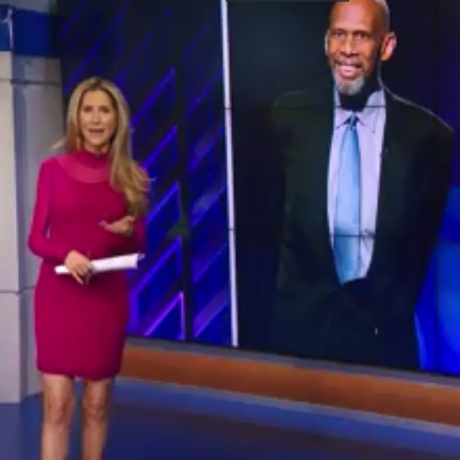 An interview with Kareem Abdul-Jabbar