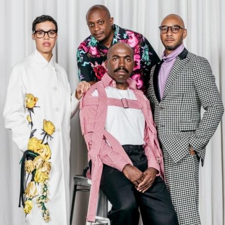 Swizz Beatz, Jordan Casteel, Hank Willis Thomas, and Derrick Adams Talk African American Art
