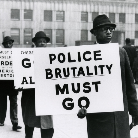 Gordon Parks's 1960s Protest Photos Reflect the Long History of Police Brutality in the U.S.