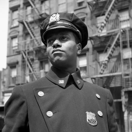 Harlem, 1943-1944