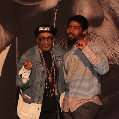 Spike Lee Picks a Movie to Sum Up 2018 at the Gordon Parks Foundation Gala