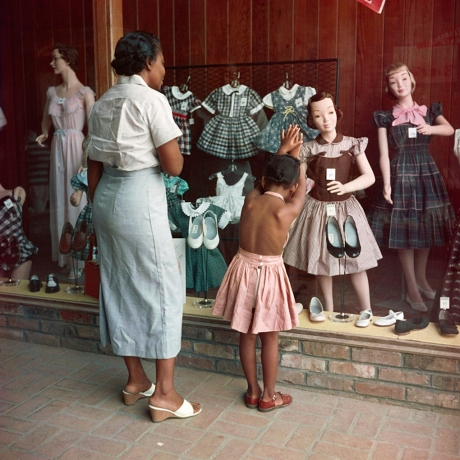Gordon Parks Half and the Whole