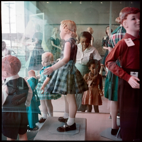 """In the galleries: Gordon Park's photos from the Jim Crow-era South"""