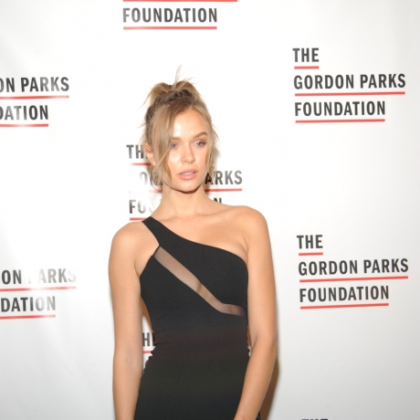 JOSEPHINE SKRIVER at Gordon Parks Foundation Annual Awards Dinner