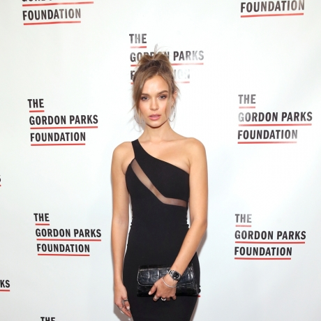 Josephine Skriver At The Gordon Parks Foundation Annual Awards Dinner