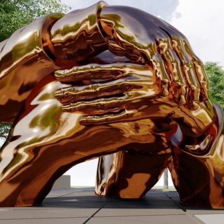 Here Is The Winning Design For The MLK And Coretta Scott King Memorial On Boston Common