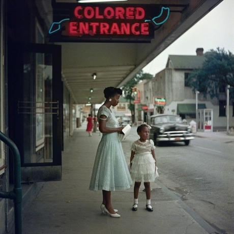 Historic Gordon Parks segregation exhibition to open in Mobile Jan. 16