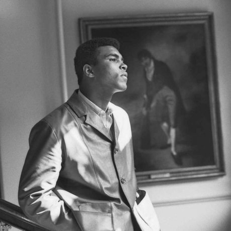 My life with Muhammad Ali: 'I played the drums, he grabbed a guitar'