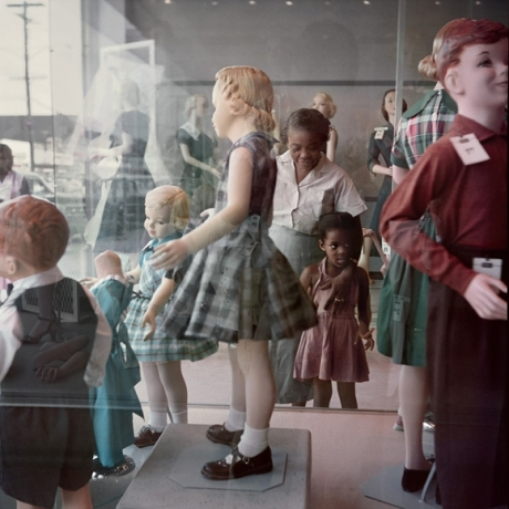 Gordon Parks' cinematic photos captured the injustices of the civil rights era