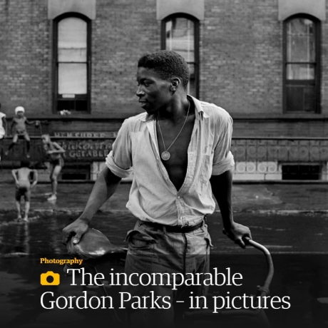The incomparable Gordon Parks – in pictures
