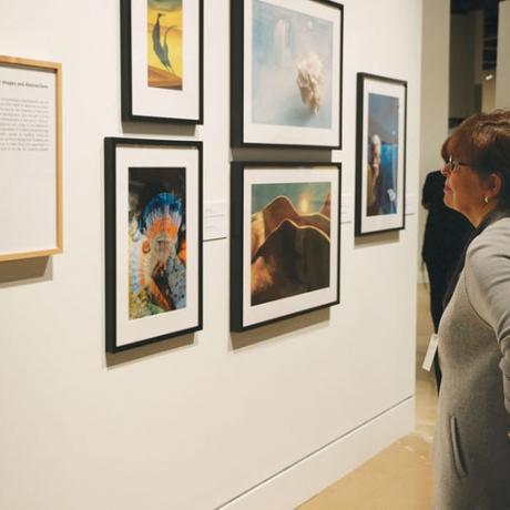 """""""Gordon Parks photograph exhibit opens at Ulrich Museum"""""""