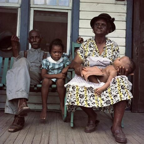 Gordon Parks' powerful photographs are now on show at the Alison Jacques Gallery