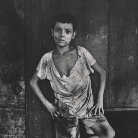 DO YOU KNOW THE 'FLÁVIO' STORY? WHY THESE PHOTOGRAPHS FROM BRAZILIAN FAVELAS IN 1961 RESONATE TODAY