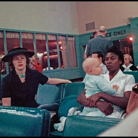 """Gordon Parks and the ""mystery"" of the interracial intimacy at the heart of segregation"""
