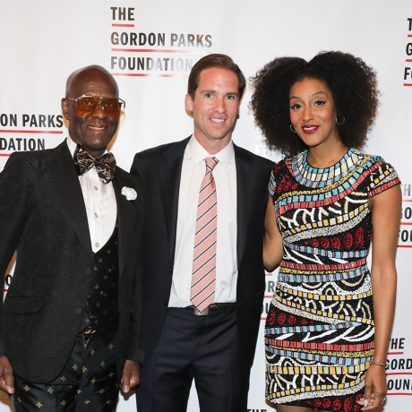 It Was a Night of History and Hip Hop at the Gordon Parks Foundation Gala