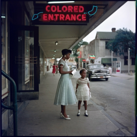 """The striking segregation photos that were almost never seen"""