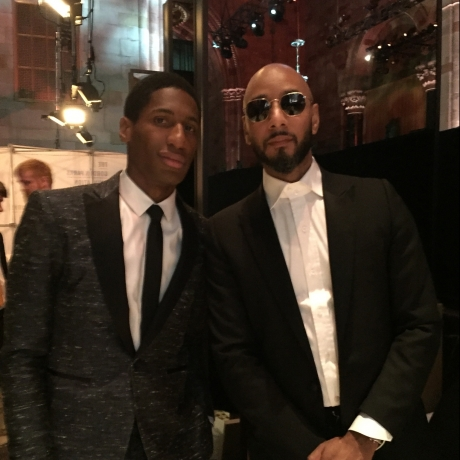King Ish: Common, Usher And Swizz Beatz Celebrate At Gordon Parks Foundation Gala