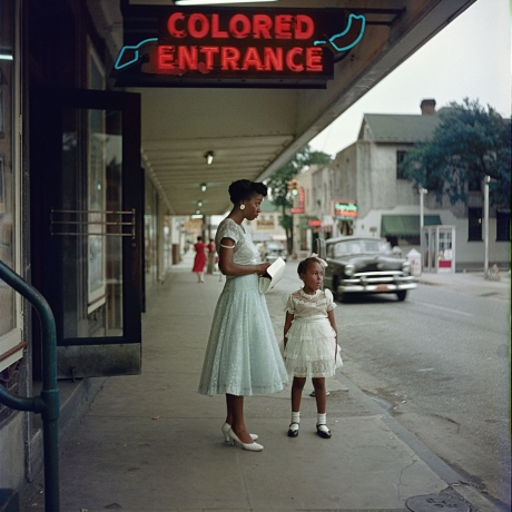 Segregation in the South, 1956