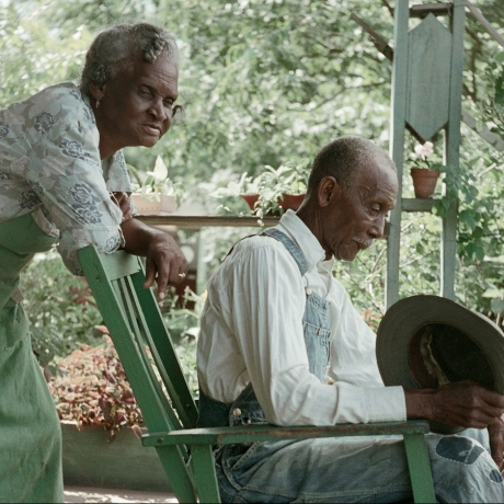 "In the Exhibition ""Gordon Parks: Half and the Whole,"" Moving Scenes of Public and Private Black Life"
