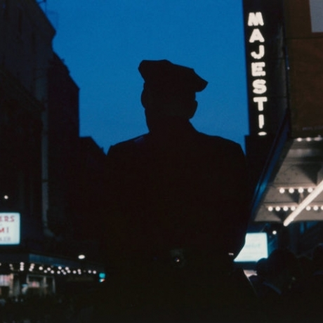 """MoMA Acquires 56 Photographs from Gordon Parks's Groundbreaking 1957 Series """"The Atmosphere of Crime"""""""