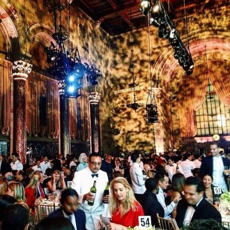"""MAXWELL OSBORNE, DAO-YI CHOW & JANELLE MONÁE HONORED AT THE GORDON PARKS FOUNDATION DINNER"""""""