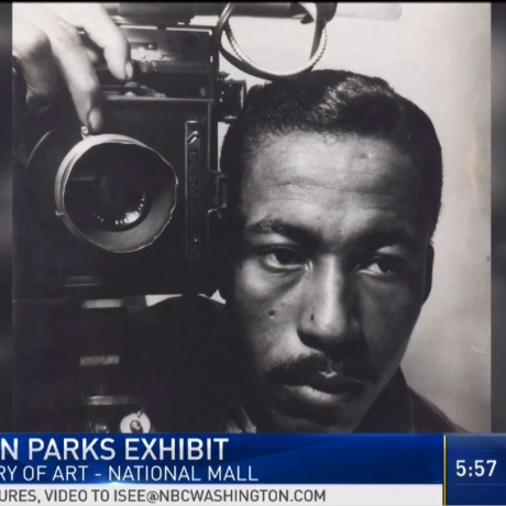 Exhibit of Gordon Parks' Photos Opens at National Gallery