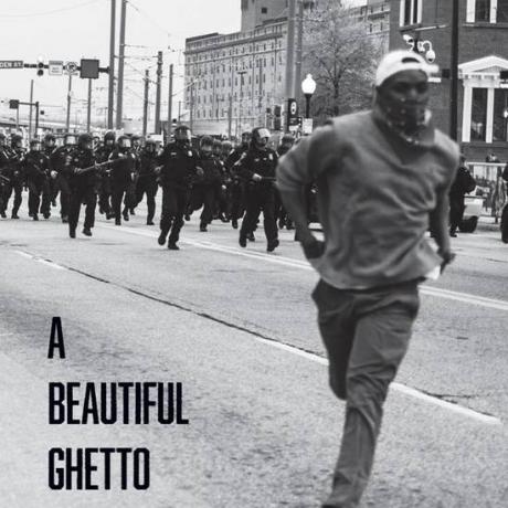 Devin Allen's photo book 'A Beautiful Ghetto' showcases the Baltimore he loves