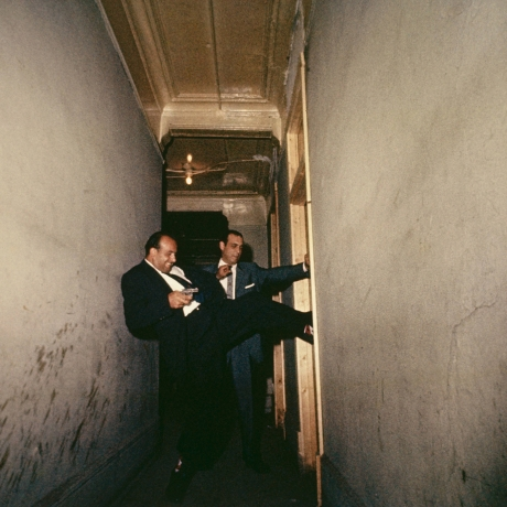 When Crime Photography Started to See Color
