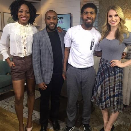 Devin Allen interviewed on Baltimore Lifestyle
