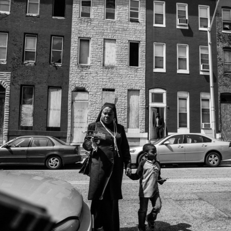 On View: 'The Beautiful Journey: The Lens of Devin Allen' at The Gallery at Baltimore City Hall