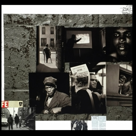 """""""A different view for work of Gordon Parks"""""""