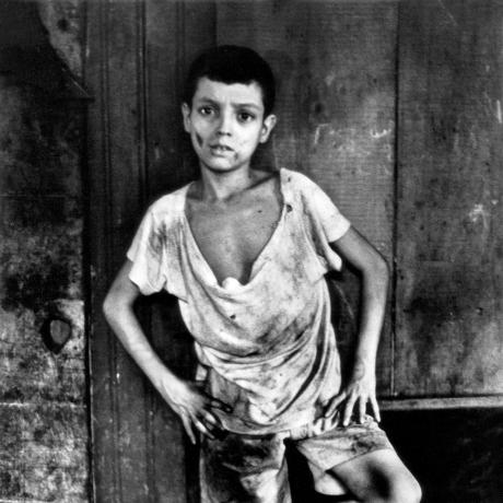 The mystery of Flavio da Silva, poverty's poster child
