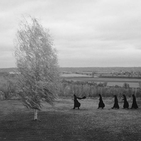 Benedictine Monks, 1955