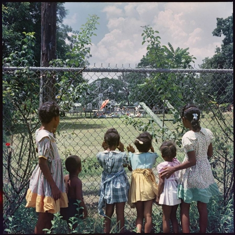 """""""Color Barrier: Segregation Images Resonate 60 Years On"""""""