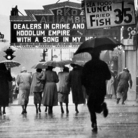 Postwar Harlem, Captured by Two Legends