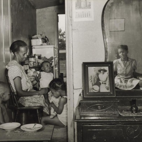 Gordon Parks' Early Years Explored At National Gallery Exhibit