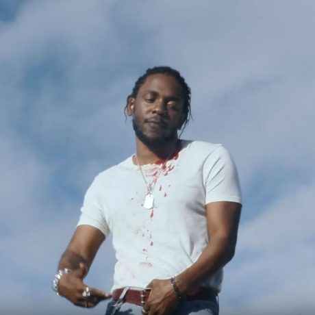 Kendrick Lamar has the best visuals in rap and it's not even close