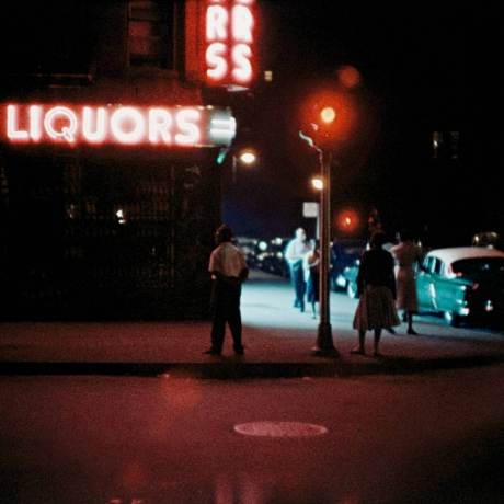 """Six Pictures: Gordon Parks' """"Atmosphere of Crime"""""""