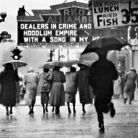 Mid-Century Harlem, in Text and Images