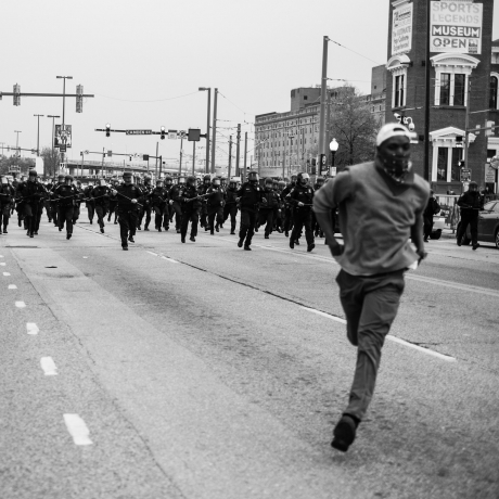 National African-American History Museum exhibit to feature photos from Devin Allen, Baltimore unrest