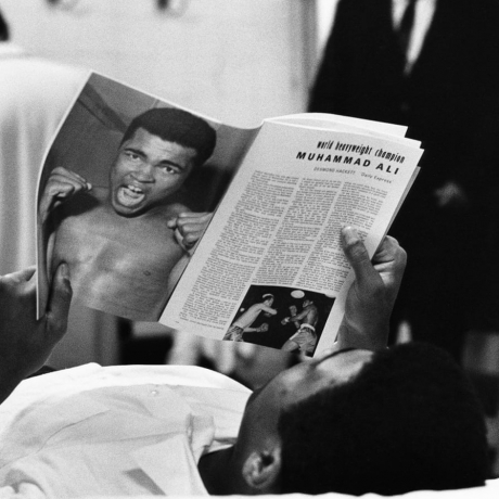 Gordon Parks: part two – Muhammad Ali in pictures