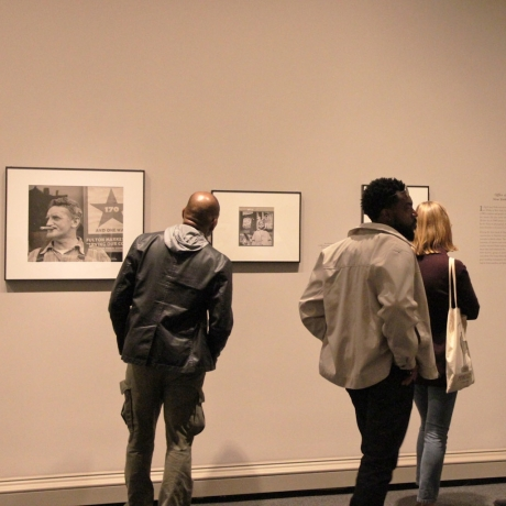 Gordon Parks Exhibition Opens in DC
