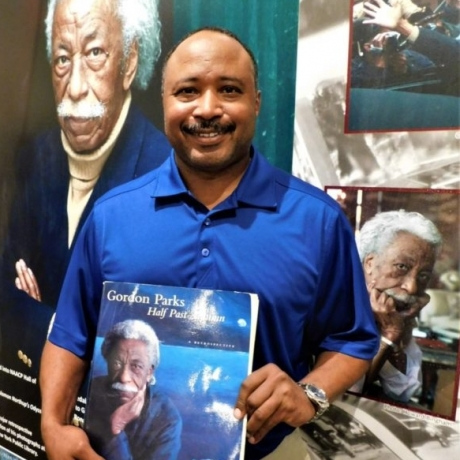 EXHIBIT DONATED TO GORDON PARKS MUSEUM BY MERCY FOUNDATION