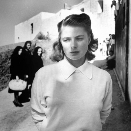 """""""Ingrid Bergman: How a Photograph Never Made Led to Her Most Memorable Portrait"""""""