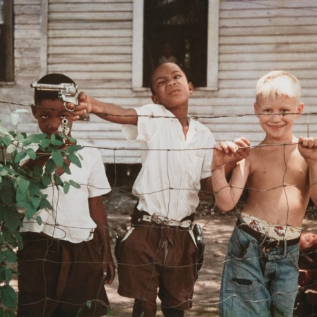 Gordon Parks's Segregated America at Alison Jacques Gallery