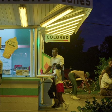 How 'Lovecraft Country' Premiere Paid Homage to Gordon Parks' 'Segregation Story'